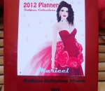2012 Personalized Planner